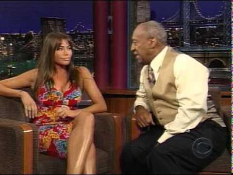 Sofia Vergara - Bill Cosby  - March 25, 2003