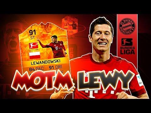 BUNDESLIGA MOTM LEWANDOWSKI UPGRADED CHICHARITO! FIFA 16 ULTIMATE TEAM
