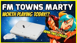 Is The FM TOWNS MARTY Worth Playing in 2018!? - Console History and Review - THGM