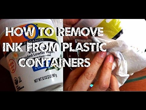 diy-solutions-♥-how-to-remove-ink-from-plastic-containers