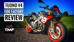 Best Naked Bike? - Aprilia Tuono V4 1100 Factory Review
