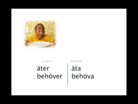 Swedish With Axel - Lesson 2 - Verbs