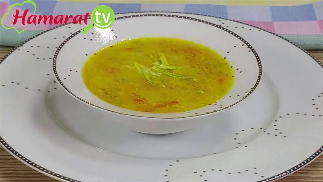 Kabak Çorbası Yapılışı Videosu
