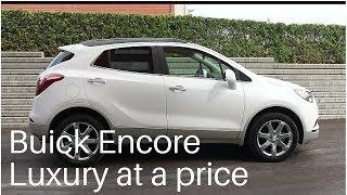 2017 Buick Encore Review