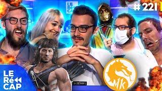 Rambo débarque sur Mortal Kombat 11 ! 🎮💀 | Le RéCAP #221