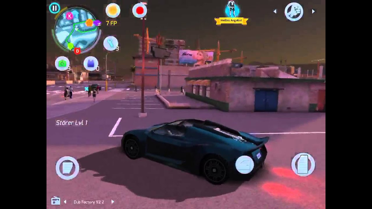 gangstar vegas wie man ein auto verkauft youtube. Black Bedroom Furniture Sets. Home Design Ideas