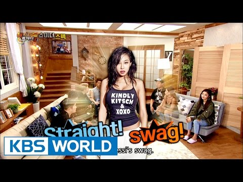 Jessi's breast surgery confession [Happy Together / 2016.09.15]