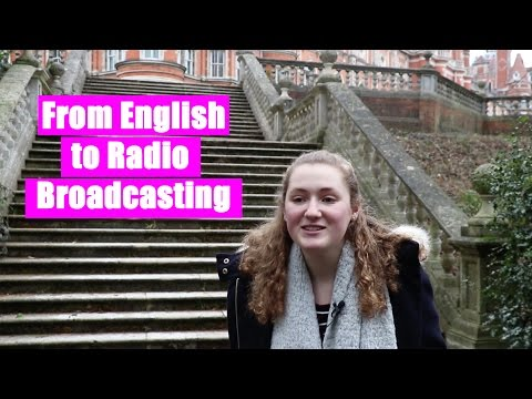 Introducing Charlotte - From English to Radio Broadcasting | The Great Grad Job Hunt