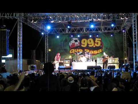 Los Lonely Boys-Heaven (Extended Version) LIVE in Pharr, Tx 3.28.09 Pt.2