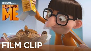 "Despicable Me - Clip: ""The girls ask Vector about his pajamas"" - Illumination"