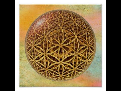 Explications de la Fleur de Vie par Nassim Haramein