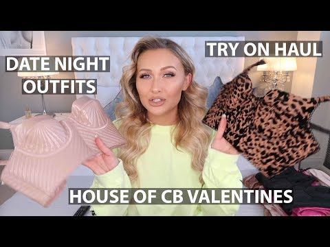 SEXY AF DATE NIGHT OUTFITS | HOUSE OF CB TRY ON VALENTINES HAUL