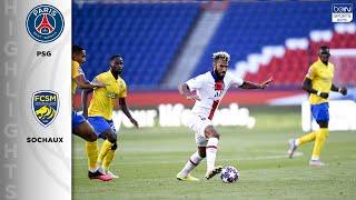 PSG 1 - 0 FC Sochaux - HIGHLIGHTS & GOAL - 08-05-2020