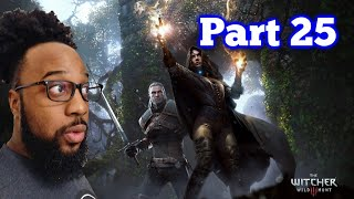The Witcher 3: Wild Hunt (Part 25) | LIVE STREAM