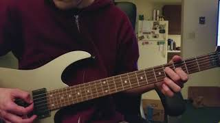 bad man (cover) - meat wave