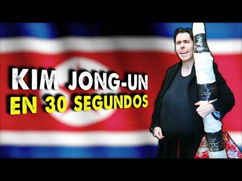 KIM JONG-UN EN 30 SEGUNDOS