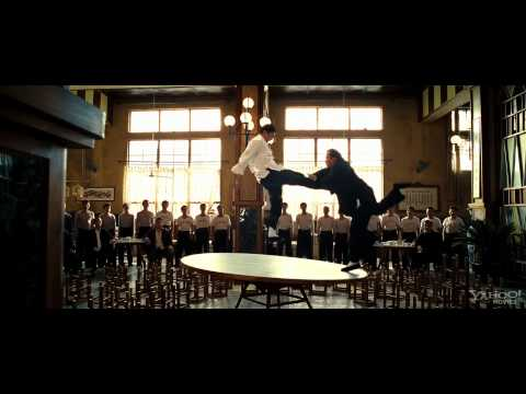 Ip Man 2 (2010) trailer poster