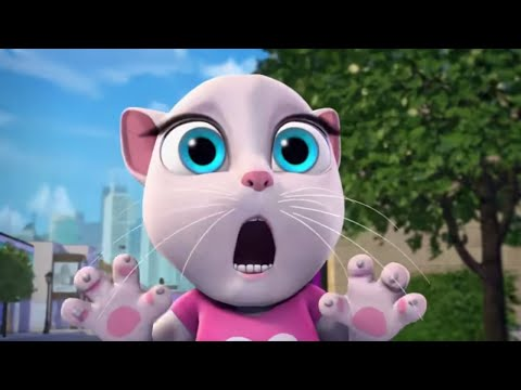The Romantic Saga - Talking Tom & Friends (One Hour Episodes Combo)