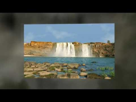Chitrakoot Tourism the Largest Waterfall in India  | Apna Ch