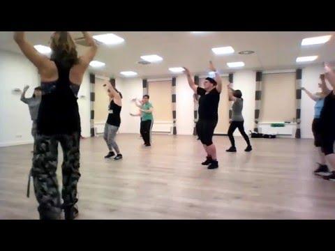 Tir Na Nog by Celtic Woman, Zumba Gold Choreo by Doris Preuß