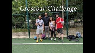 crossbar challenge-ი მსაჯთან / ლევან კვარაცხელიასთან, NikoLoz31-თან და მზეკო შარაშენიძე -სთან ერთად