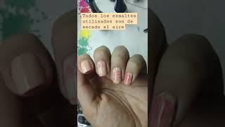 MARMOLEADO SIN AGUA / MARBLING WITHOUT WATER 💅 🚫💦