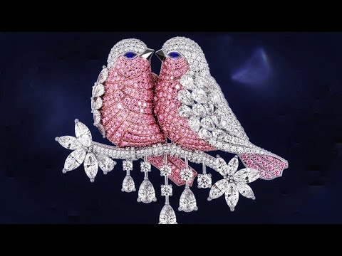 Top 10 | Most Beautiful Diamond Jewel Collection From Graff