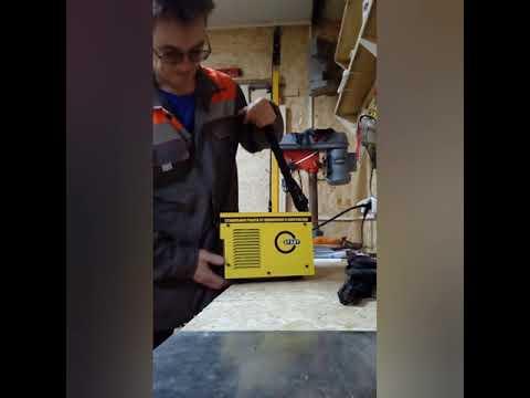 Старт 190 обзор+ эксперимент(работа от генератора)