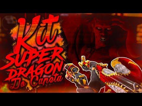 [CF] KIT SUPER DRAGON DO CAPETA