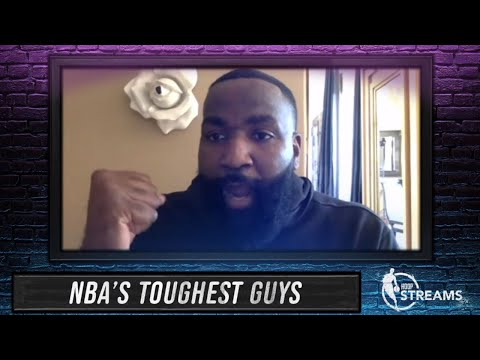 Perk Gives His 5 All-time Tough Guys In The NBA | Hoop Streams