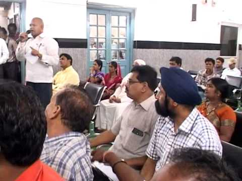 Bilaspur Town Hall Meeting Conversation by Parshad and Mahapaur