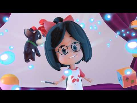 MAGIC CLEO - Cleo y Cuquin en Español. Episodio7. Clan TV.