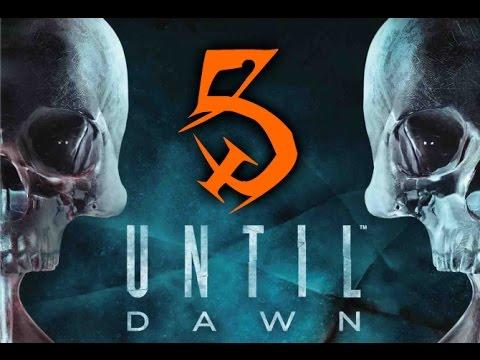 Until Dawn Let´s Play PS4 en español #5