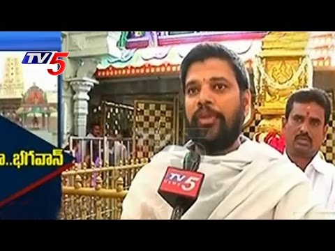 Special Story On Kanipakam Temple |  People Facing Trouble With Roads | TV5 News