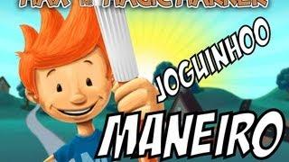 [ Max & The Magic Marker ] Que joguinho inteligente !!!