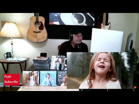 Claire Crosby Sings Into The Unknown .. Reaction Review