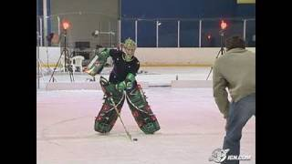 NHL 2K6 PlayStation 2 Gameplay - Motion Capture