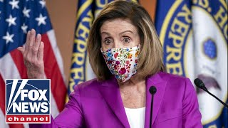 Nancy Pelosi threatening to fine House members following CDC guidelines