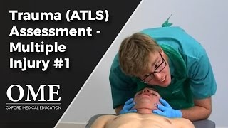 Initial Assessment of a Trauma Patient - Multi-System Injury (Part 1).wmv
