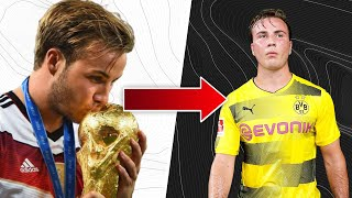 What The Hell Happened to Mario Götze Oh My Goal