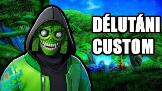 AFTERNOON FORTNITE CUSTOM WHO WILL WIN? 1000V-BUCKS LOTTERY AT 30.000 SUBSCRIBERS
