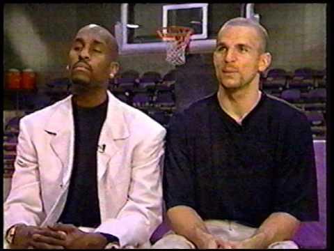 Jason Kidd & Gary Payton - Oakland Roots (ASW 2000)