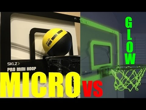 how to stop noise from sklz pro mini hoop