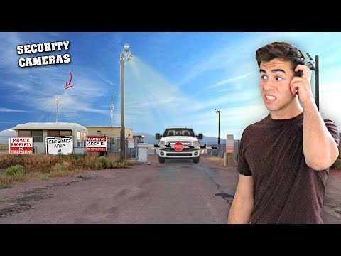 Going To Area 51 (Part 1)
