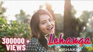 Lehanga : Jass Manak   Female Version by Vishaka   Latest Punjabi Songs