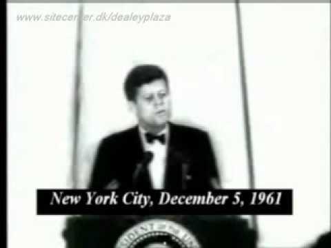 December 5, 1961 - President John F. Kennedy