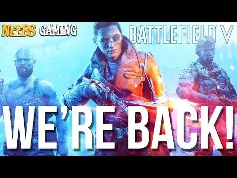 Battlefield V: We're Back!