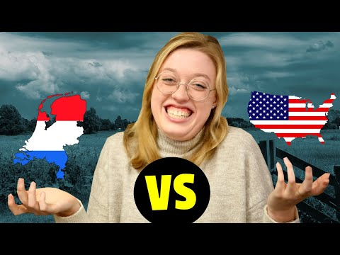 Foreigner REACTS to Dutch Life | The Netherlands is AMAZING!