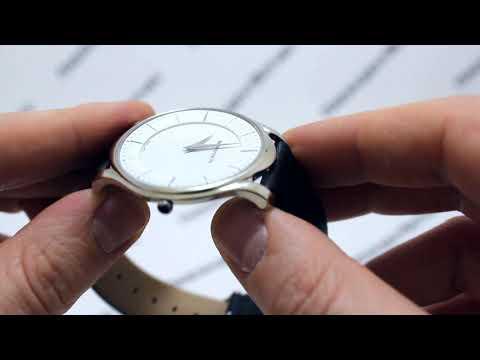 Часы Romanson Adel TL 2617 MW(WH)BK - видео обзор от PresidentWatches.Ru