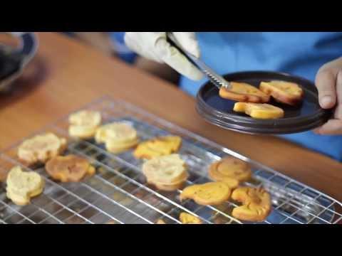 โครงงานแปรรูปอาหารจากฟักทอง โรงเรียนอนุบาลลำปาง